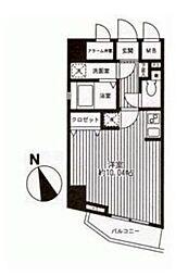 レガリアタワーレジデンス[11階]の間取り