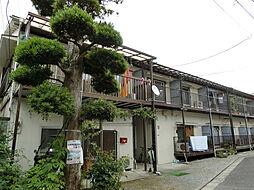 冨士荘[2階]の外観