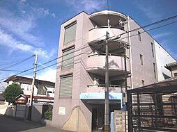兵庫県明石市西新町1丁目の賃貸マンションの外観