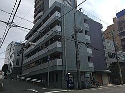ネオコート天王寺[4階]の外観