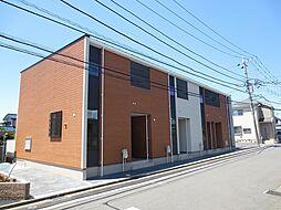 [テラスハウス] 東京都町田市小山町 の賃貸【/】の外観