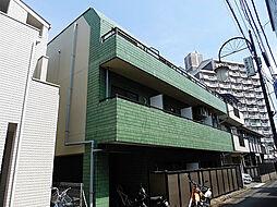 久米川グリーンコート[3階]の外観