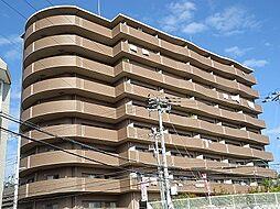 フォーラム城ヶ岡参番館[9階]の外観