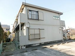 千葉県市原市八幡石塚1丁目の賃貸アパートの外観
