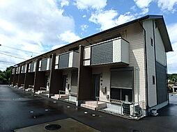 [テラスハウス] 栃木県栃木市大平町真弓 の賃貸【/】の外観