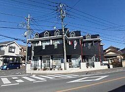 埼玉県鶴ヶ島市富士見5丁目の賃貸アパートの外観