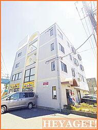 東京都立川市柴崎町5丁目の賃貸マンションの外観