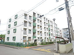 野川住宅1号棟[306号室]の外観