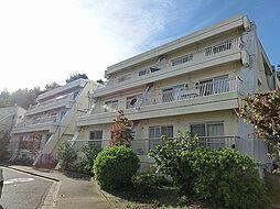 竹の郷マンション[1階]の外観