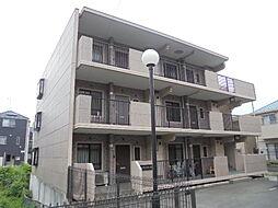 神奈川県横浜市港南区上永谷4丁目の賃貸マンションの外観