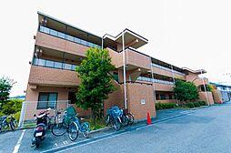 大阪府箕面市新稲7丁目の賃貸マンションの外観
