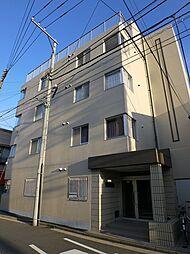 ビレッジハイム3鶴見[1階]の外観
