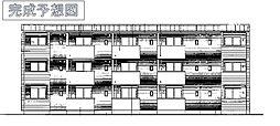ポラリス K[101号室]の外観