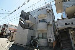 エクセレント稲田堤[1階]の外観