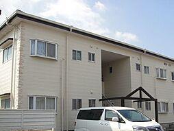 橋本ハイツ[105号室]の外観