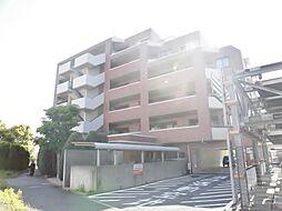 神奈川県大和市深見西8丁目の賃貸マンションの外観