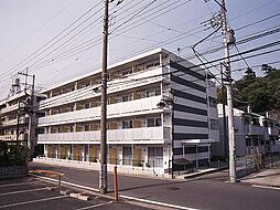 大倉山エクレール[4階]の外観