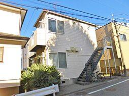 神奈川県横浜市瀬谷区南台1丁目の賃貸アパートの外観