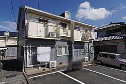 MAST ハウスメイト須賀B[202号室]の外観