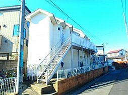 パティオ橋本[1階]の外観