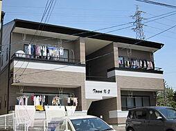 Town KII(タウンケーツー)[201号室]の外観