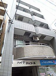 ハイツチャコール[3階]の外観