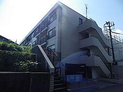 小宮キザキコーポ[203号室]の外観