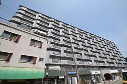 ターミナルマンション朝日プラザ堺[6階]の外観