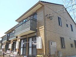 埼玉県三郷市栄1丁目の賃貸アパートの外観