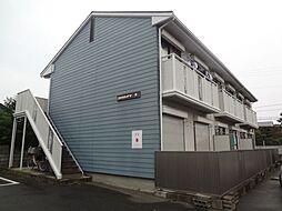 福岡県福岡市西区泉3丁目の賃貸アパートの外観