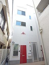 東京都渋谷区本町6丁目の賃貸アパートの外観