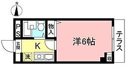 東府中駅 3.3万円