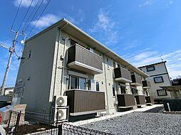 JR日光線 鶴田駅 徒歩3分の賃貸アパート