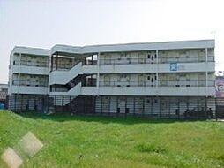 第12上野ビル[201号室]の外観