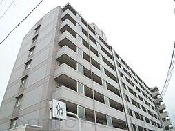 パークテラス北花田[8階]の外観