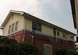 山川アパート[2号室]の外観