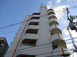 大阪府大阪市東淀川区豊新3丁目の賃貸マンションの外観