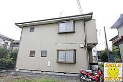 [テラスハウス] 千葉県船橋市駿河台2丁目 の賃貸【/】の外観