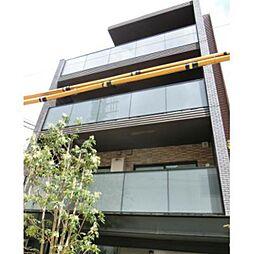 オープンレジデンシア表参道神宮前ザ・ハウス[102号室]の外観