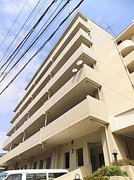 神奈川県川崎市宮前区有馬2丁目の賃貸マンションの外観