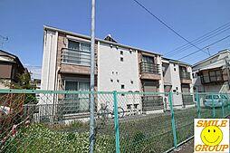 メゾン・ミカド[101号室]の外観