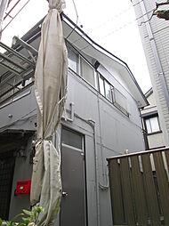 安部アパート[201号室]の外観