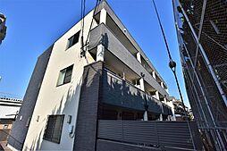 大阪府松原市東新町5丁目の賃貸アパートの外観