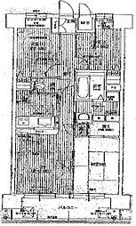 ルネスピース栗東ステーションスクエア[11階]の間取り