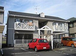 レーベン福島 B[2階]の外観