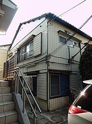 栗谷コーポ[201号室]の外観