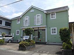 クレストール田中I[1階]の外観