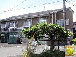 千葉県船橋市西船5丁目の賃貸アパートの外観