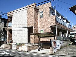 神奈川県鎌倉市台2丁目の賃貸アパートの外観