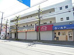 神奈川県横浜市磯子区栗木2丁目の賃貸マンションの外観